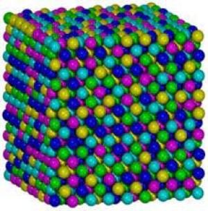 先端研究のウラに高純度あり その2 -ハイエントロピー合金-