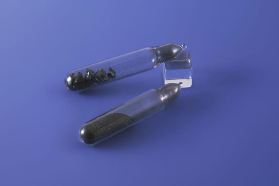 アルカリ土類金属を原料とした化合物合成