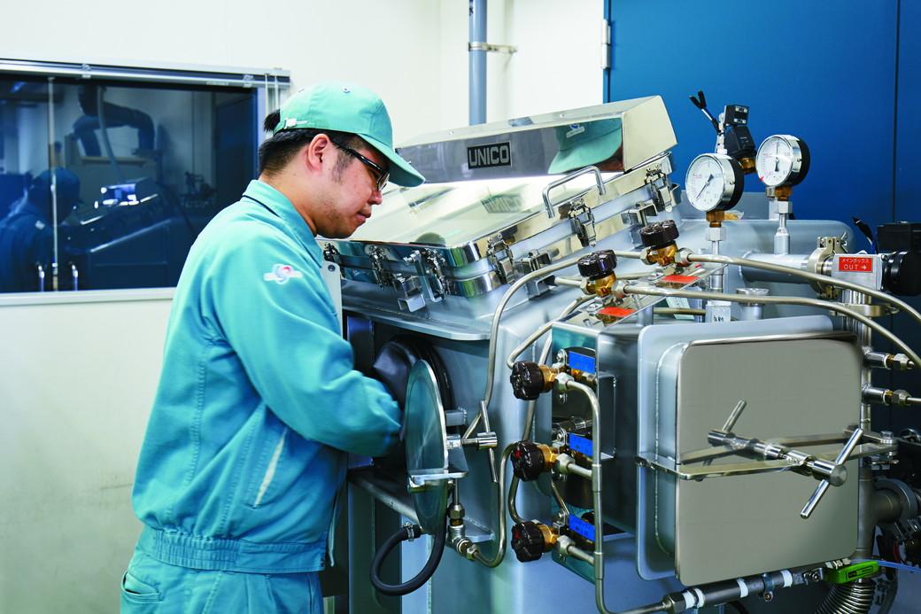 高純度化学研究所の強み|株式会社高純度化学研究所
